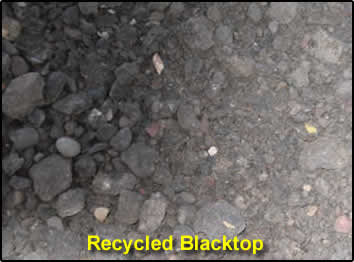 Recycled Blacktop